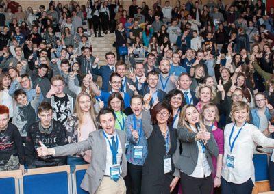 """III Międzynarodowa Konferencja Edukacyjna """"Project 2019"""" 1 - 2.02.2019, Wydział Prawa i Administracji UŚ"""