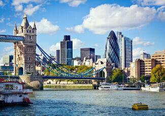 Londyn, kursy General English i English Plus