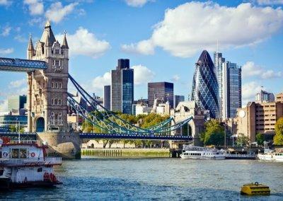 Londyn, kurs General English