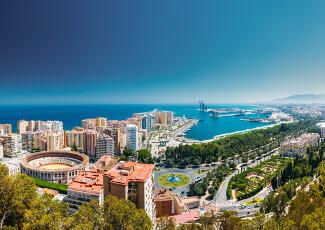 Malaga, kurs Intensive Spanish