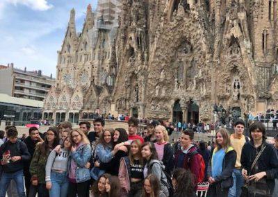 Wymiana polsko-hiszpańska Project Travel Katowice