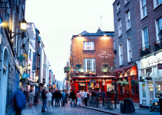 Dublin, kurs General English Fluency