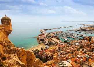 Alicante, kurs General Spanish