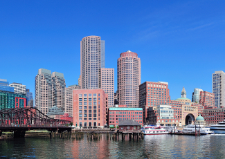 Boston, kurs Intensive English