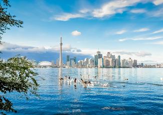 Toronto, kurs General English Plus