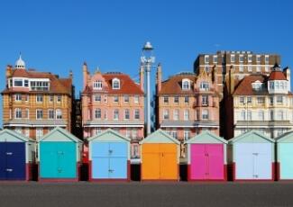 Brighton, kurs Intensive English